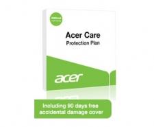Acer Care Protection Plan - Additional 2 Years Warranty