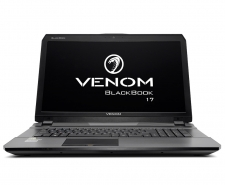 Venom BlackBook 17 (W12710) with GTX 970M G-SYNC Midnight Edition