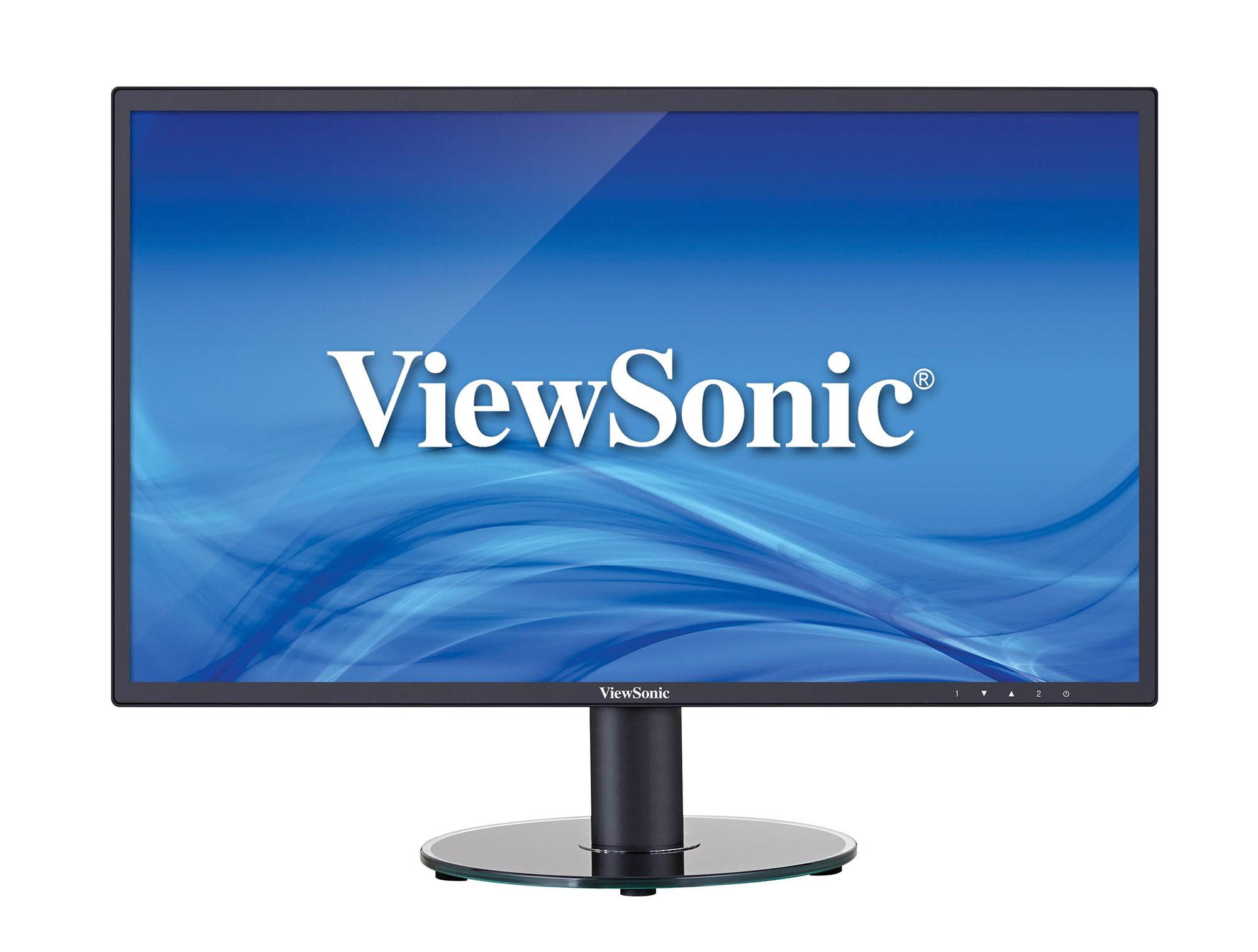 Viewsonic Va Full Hd Ips Widescreen Monitor