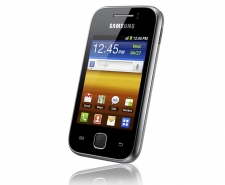 Samsung Galaxy Y Smartphone (Telstra)