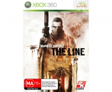 Xbox 360 Spec Ops: The Line