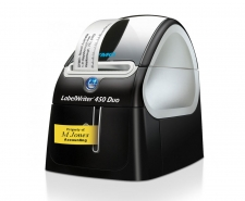 DYMO LabelWriter 450 Duo Label Printer (LW450DUO)