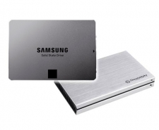 USB 3.0 Portable External SSD Drive 750GB (up to 460MB/s)