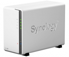 Synology DiskStation DS214SE 2-Bay 3.5