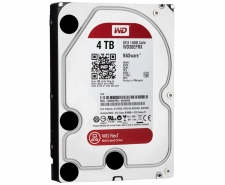 WD 4TB RED NAS Compatible Hard Drives - WD40EFRX
