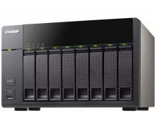 QNAP TS-869L-AU High-performance 8-Bay NAS Server for Home & SOHO