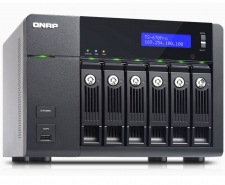 QNAP TS-670 Pro 6-Bay Home & SOHO NAS for Personal Cloud&Multimedia Experience