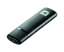 D-Link Wireless AC1200 Dual Band USB Adapter - DWA-182 (USB 3.0)
