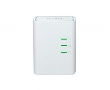 D-Link PowerLine AV+ Mini Network Adapter(500mbps) - DHP-308AV