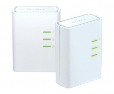 D-Link PowerLine AV+ Mini Network Starter Kit(500mbps) - DHP-309AV