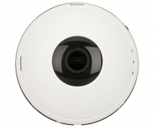 D-Link Wireless N 360 Fisheye Cloud Network Camera - DCS-6010L