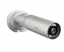 D-Link HD PoE Mini Bullet Outdoor Cloud Network Camera - DCS-7010L