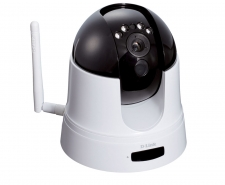 D-Link WIRELESS N PTZ NETWORK PAN/TILT CAMERA 720P (1280 X720) - DCS-5222L