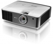 BenQ W1500 2200lm Full HD Blu-ray 3D Support Projector with 5GHz Wireless FHD