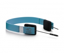 Bang & Olufsen BeoPlay Form 2i Headphones (Blue)
