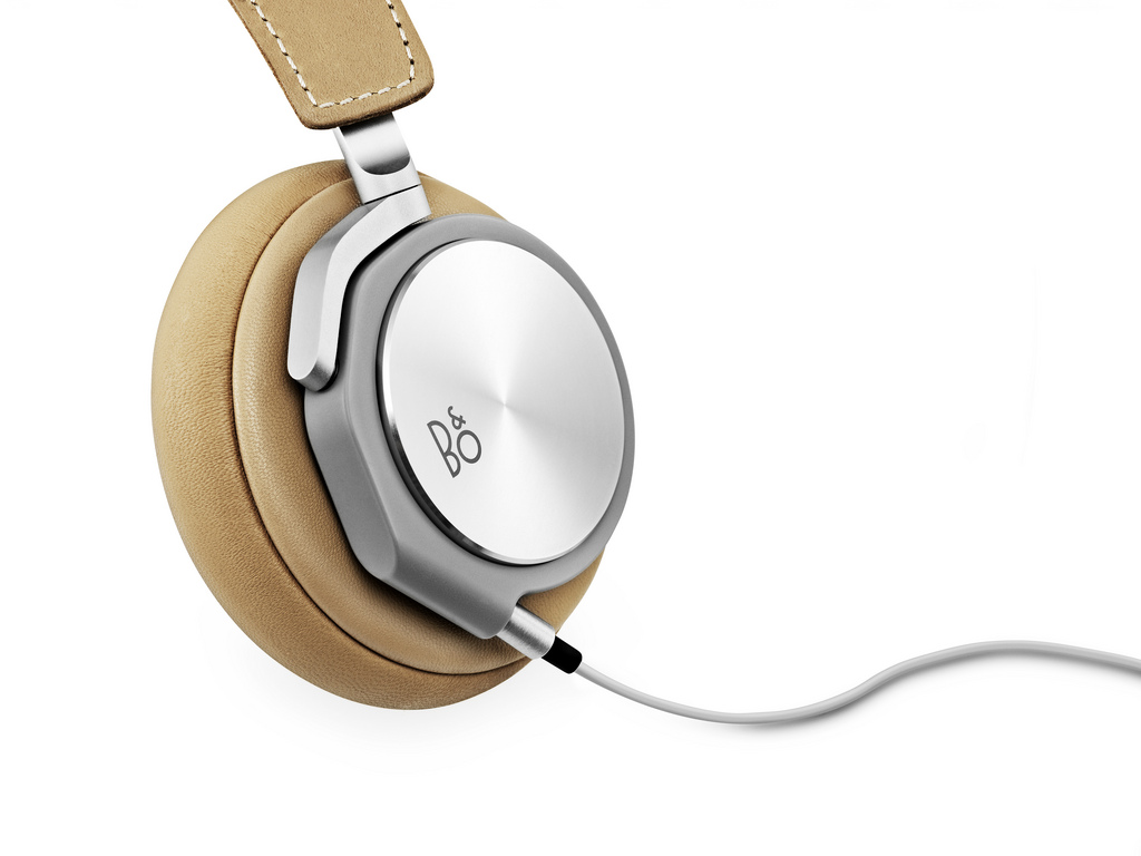 bang olufsen beoplay h6 over ear headphones brown. Black Bedroom Furniture Sets. Home Design Ideas