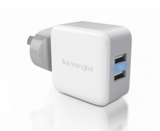 Innergie mMini AC21 21W Dual USB Power Adapter with 2 x USB Port with 2.1A