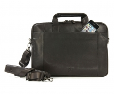TUCANO One Premium Slim Leather Bag for MB Pro 15