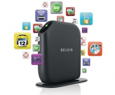 Belkin Play Wireless Router